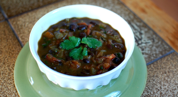 black beans curry3