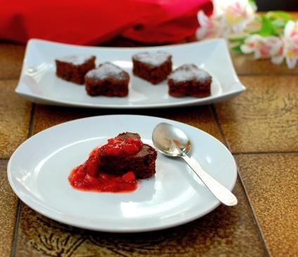 chocolate cake 5b