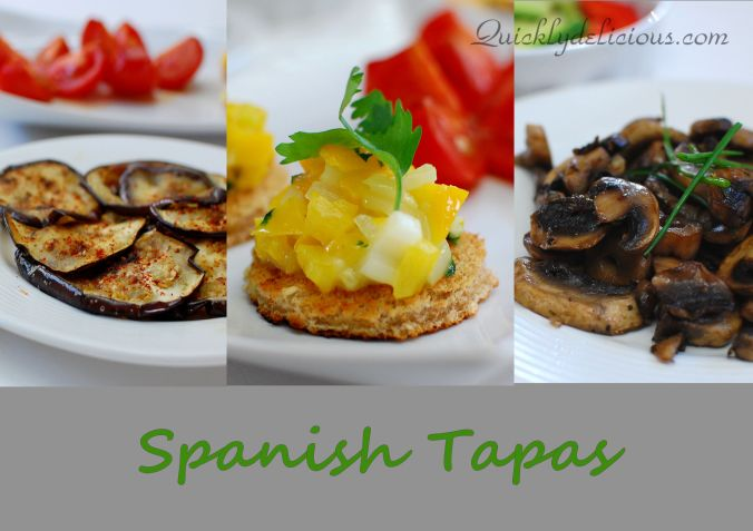 tapas collection
