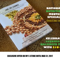 Exclusive Offer for National Nutrition Month (valid 7 days only) :)