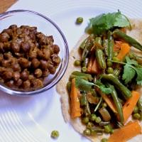 3 Simple recipes for Stir fried veggies